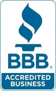 Better Business Bureau (BBB) accredited