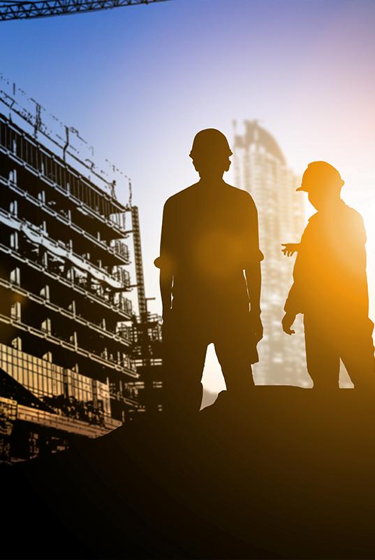 gestionnaire en construction